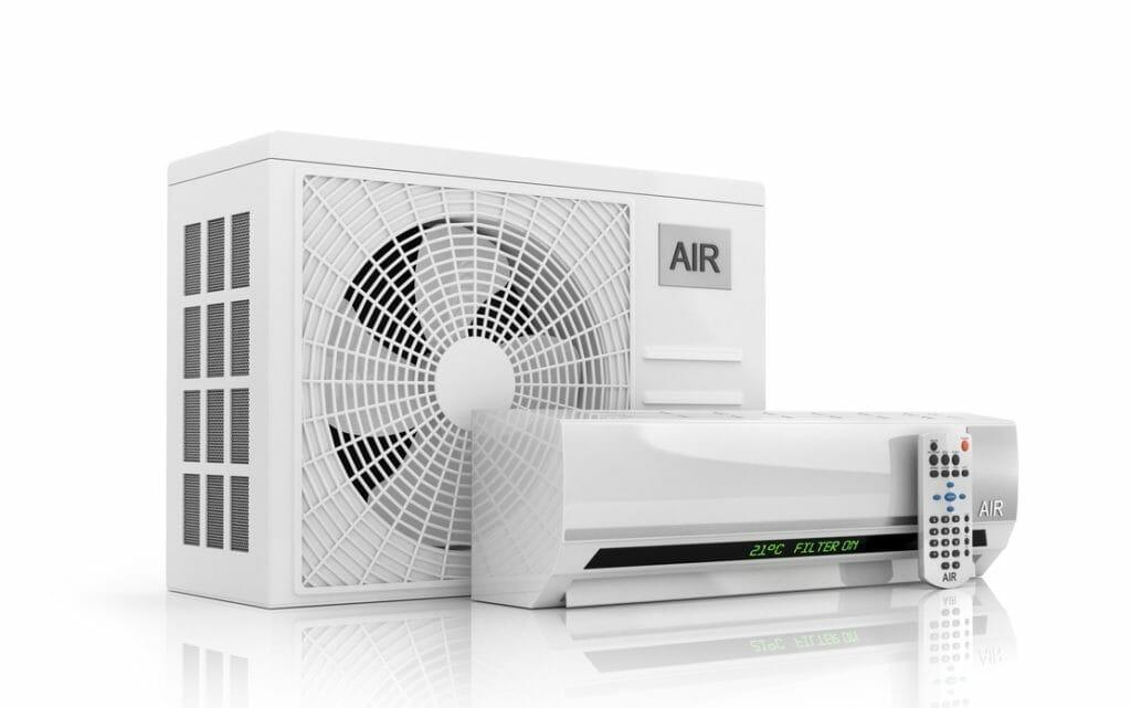 Split Klimaanlage